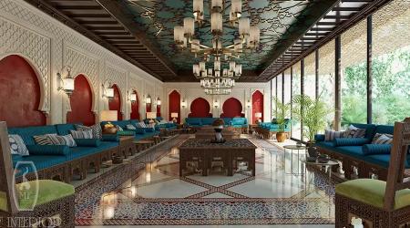 BF Moroccan Majlis