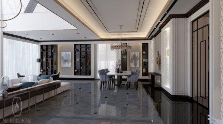 Private Villa Interior