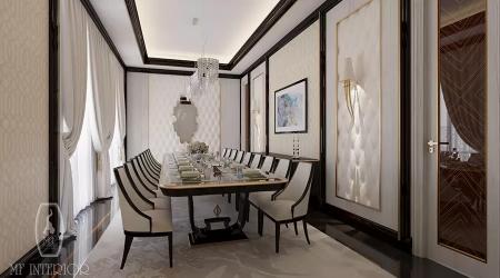 GF Dining Interior Design