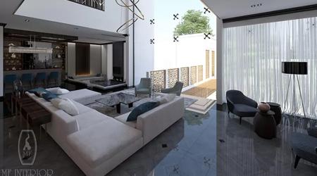 GF Family Living Interior Design