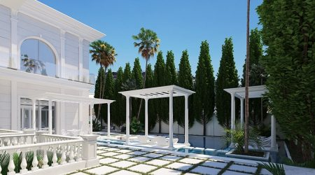 HassanVilla Pool Design
