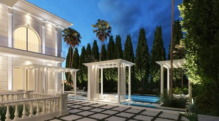 HassanVilla Pool Interior Design