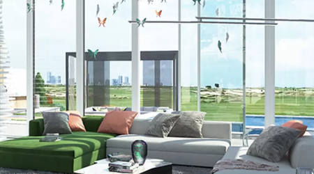 HussienVilla Living Interior Design