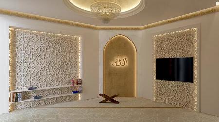Prayingroom Interior Design